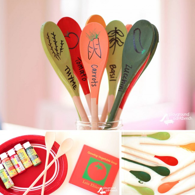 DIY-Garden-Markers-with-Growing-Vegetable-Soup-650x650
